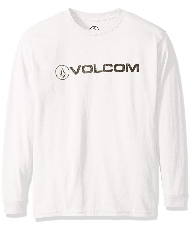 Volcom Stone T Shirts White Medium