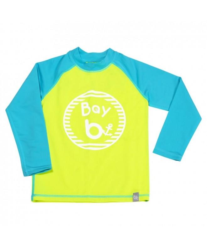 BAY B Boys Sleeve Rashguard UPF50