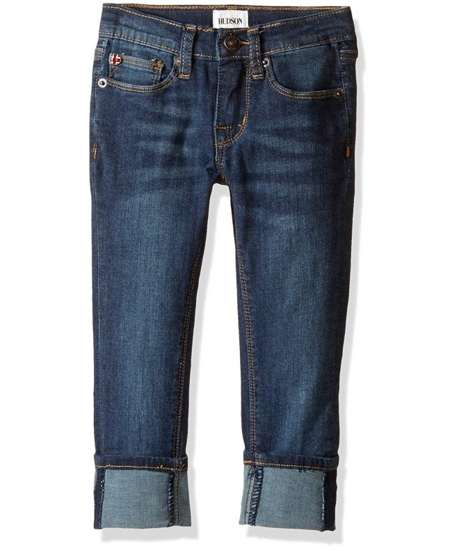 Hudson Jeans Girls Roll Cuff