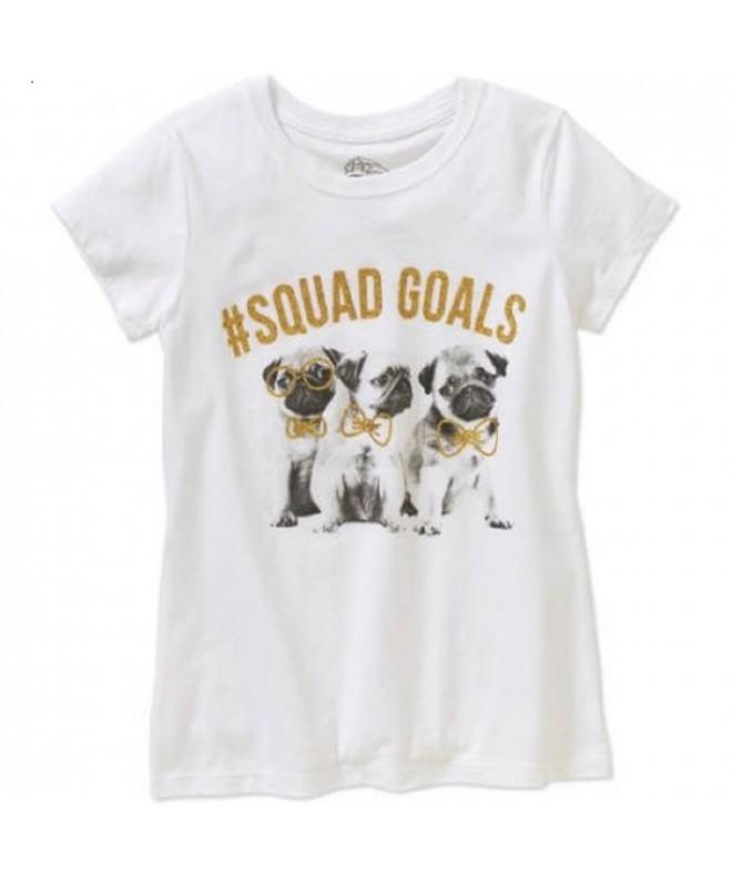 Twirl Girls Sleeve Graphic T Shirt