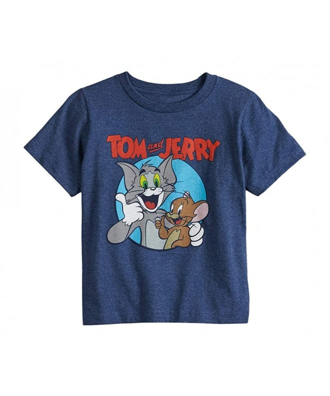 Tom Jerry Cartoon Toddler Shirt