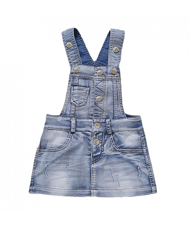 Kidscool Little Cotton Adjustable Overalls