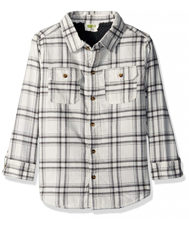 Crazy Little Plaid Sherpa Jacket