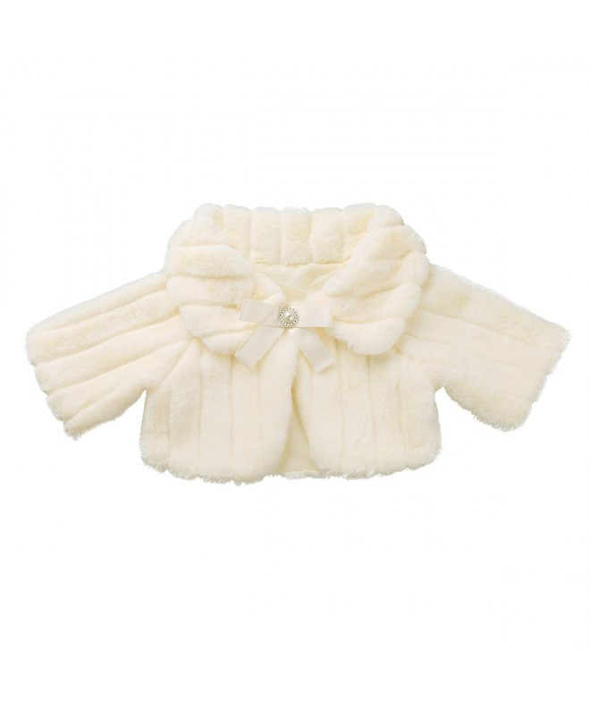 ACSUSS Little Wedding Bridesmaid Bolero