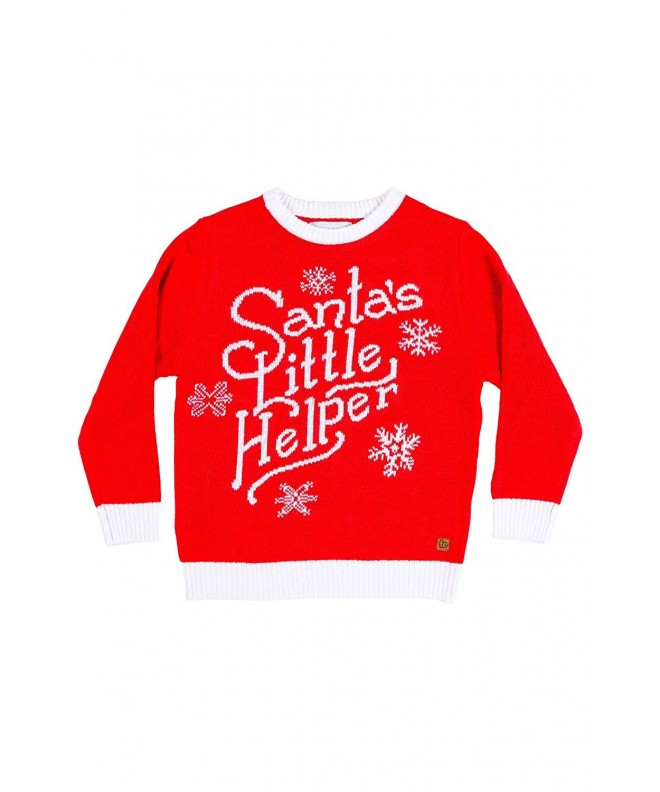 Tipsy Elves Youth Christmas Sweater