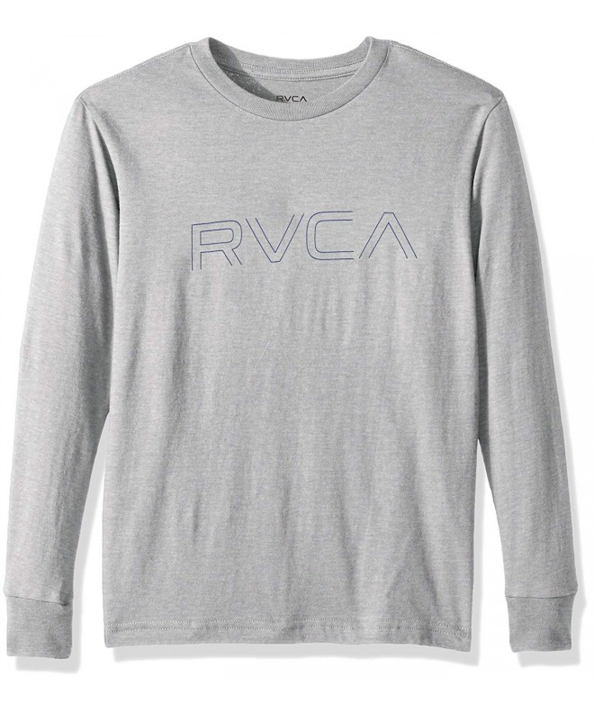 RVCA Boys Pinner Long Sleeve