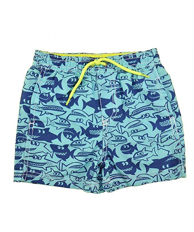 Carters Little Boys Shark Short