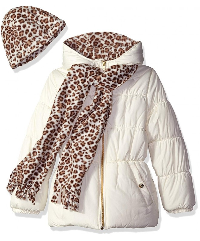 Pink Platinum Puffer Cheetah Accessories