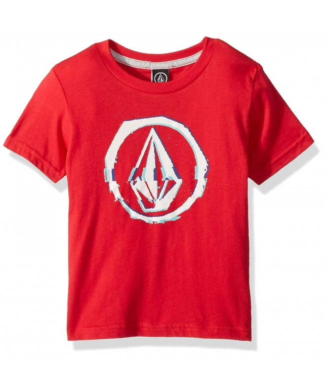 Volcom Glitchy Short Sleeve Little