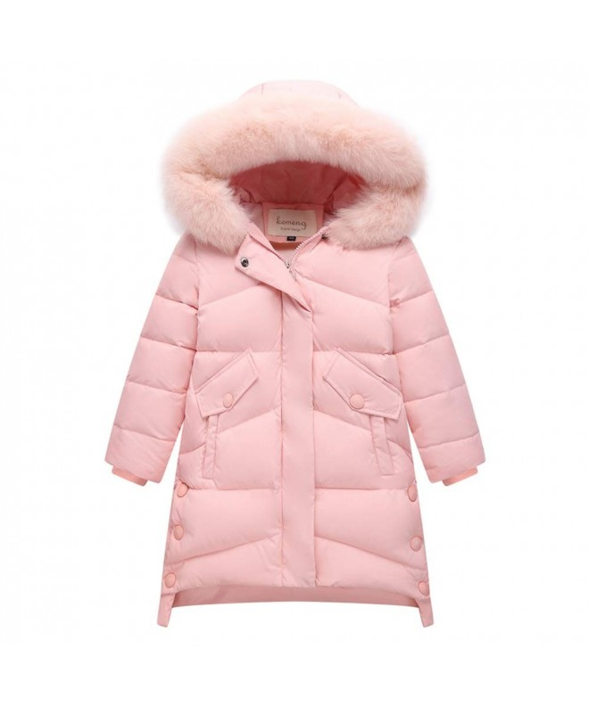 Ding Dong Winter Hooded Parka