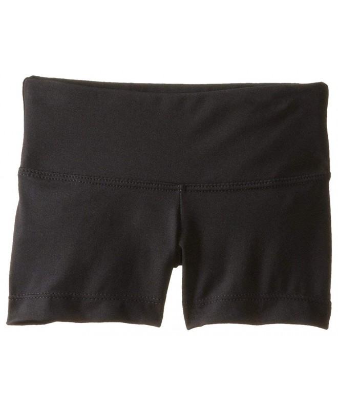 Capezio Girls Basic Gusset Short