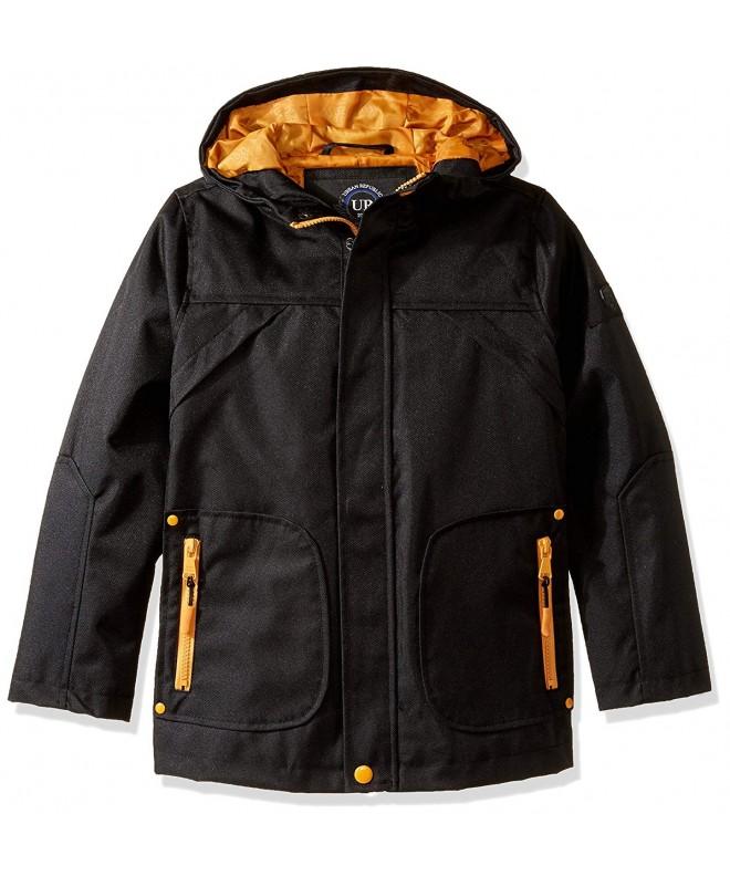 Urban Republic Ballistic Flange Jacket
