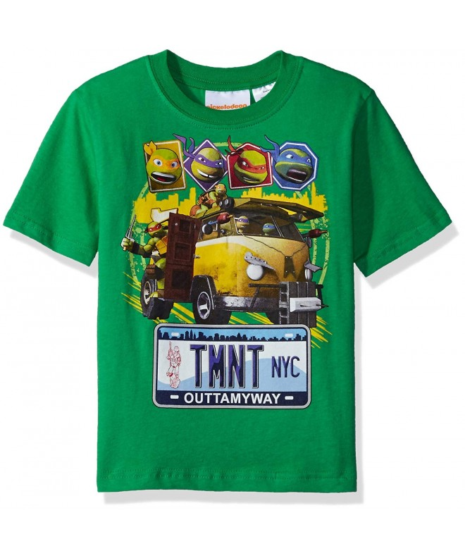 Nickelodeon Teenage Turtles Lisence T Shirt