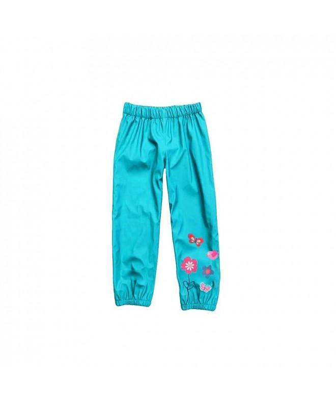 Spring Fever Flower Waterproof Rainwear