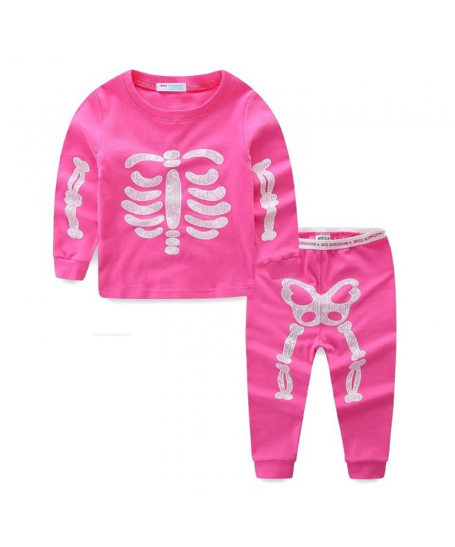Mud Kingdom Toddler Halloween Skeleton
