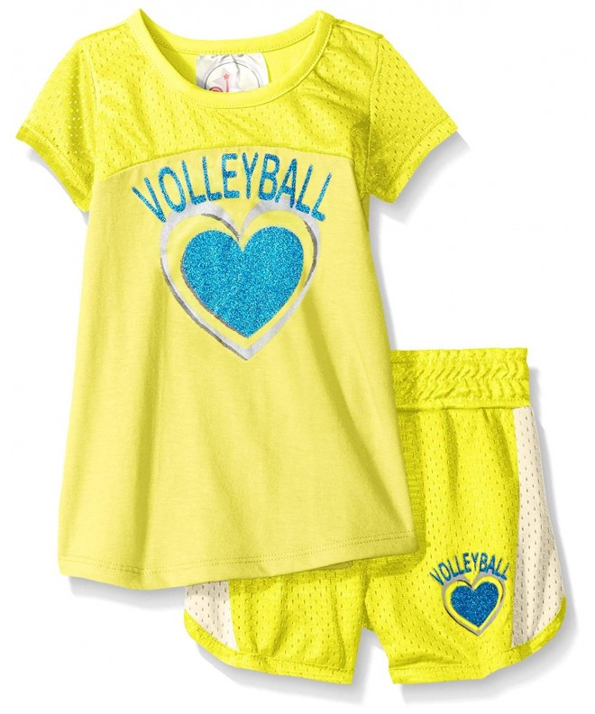 Dream Girls Toddler Short Screen