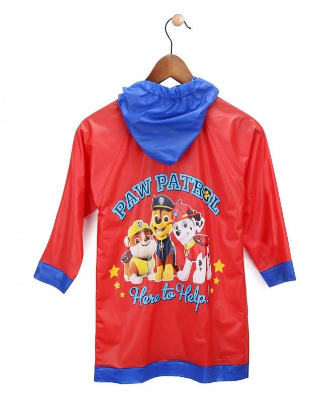 Nickelodeon Little Waterproof Outwear Slicker