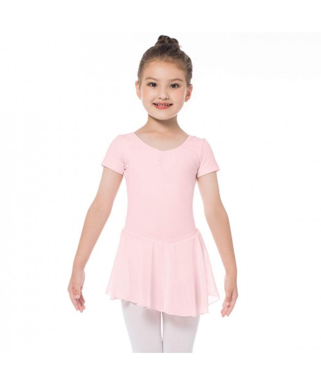 Bezioner Ballet Leotards Dresses Toddler