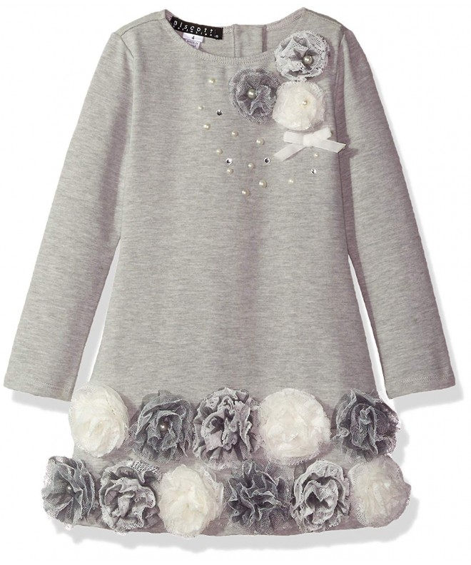 Biscotti Girls Delovely Dress Flower