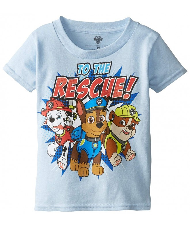 Patrol Little Toddler Sleeve T Shirt