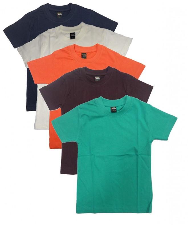 New Day Cotton Plain T Shirt