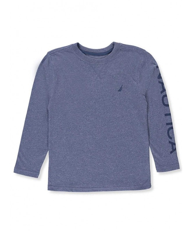 Nautica Boys L S T Shirt