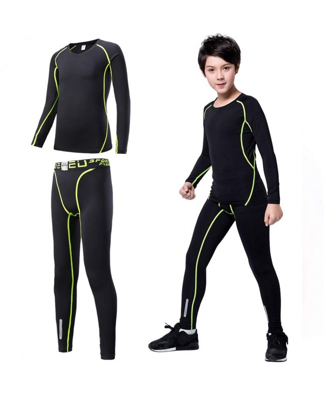 Tesuwel Athletic Compression Underwear Leggings