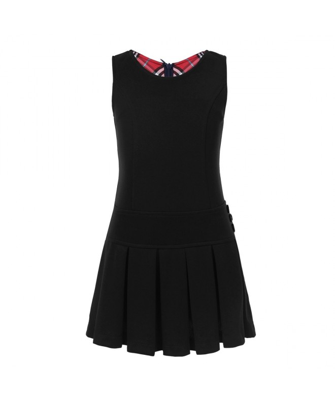 CHICTRY Classics Stretch Uniforms Pleated