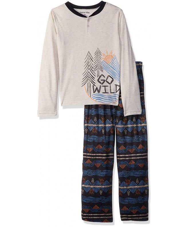 Komar Kids Boys Wild Pajama