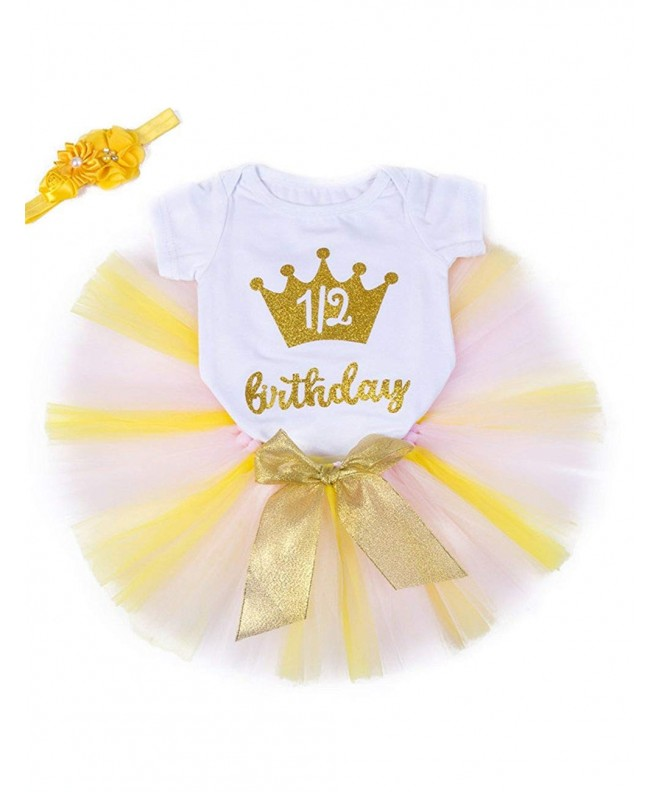 Girls Birthday Handmade Romper Headband