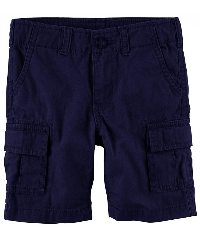 Carters Boys Front Cargo Shorts