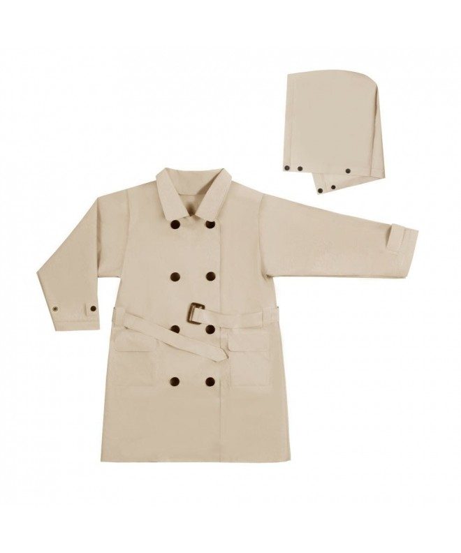 BAY B Hooded Trench Jacket Outwear