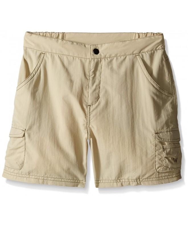 White Sierra Junior Crystal Shorts