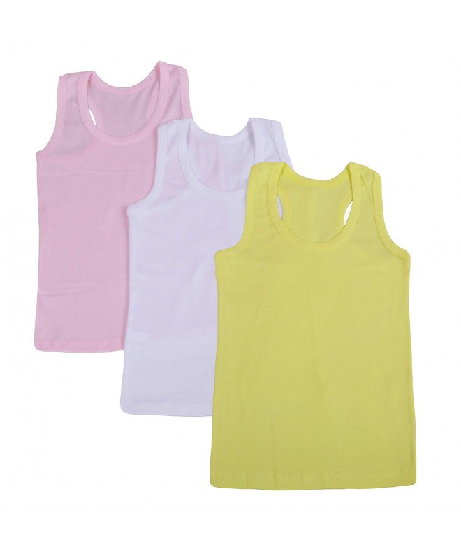 Comfort Cotton Assorted Camisole Undershirt