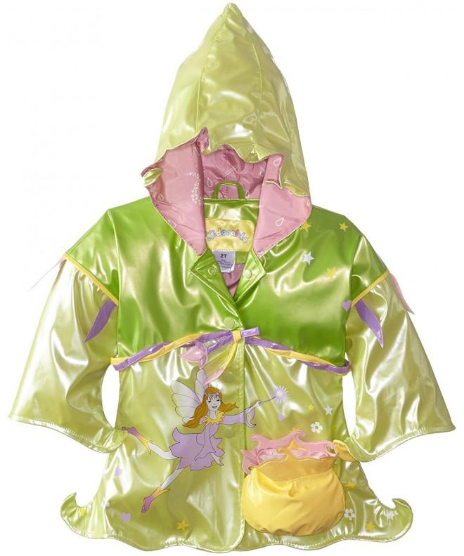 Kidorable All Weather Raincoat Treasure Tassels