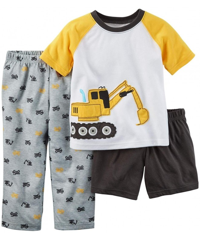 Carters Boys 3 Piece Pj Set