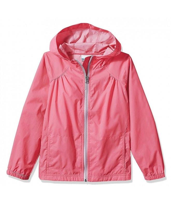 Mesinsefra Girls Jacket Lightweight Hoodie