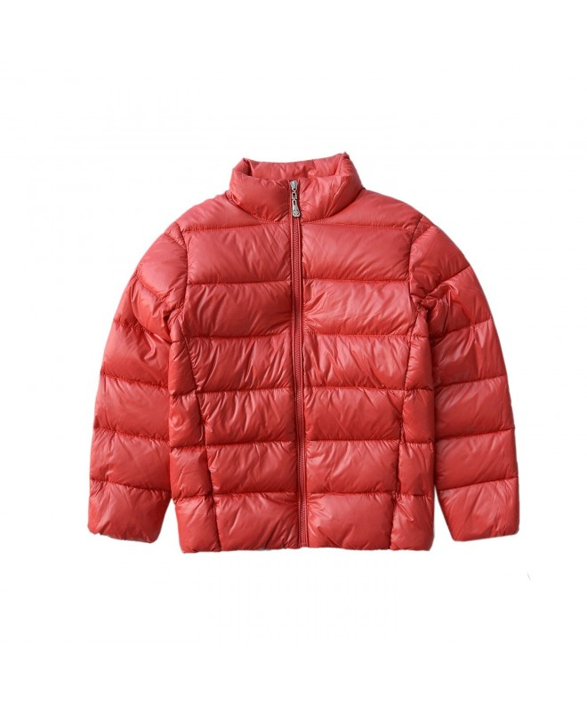 M2C Girls Ultralight Packable Jacket