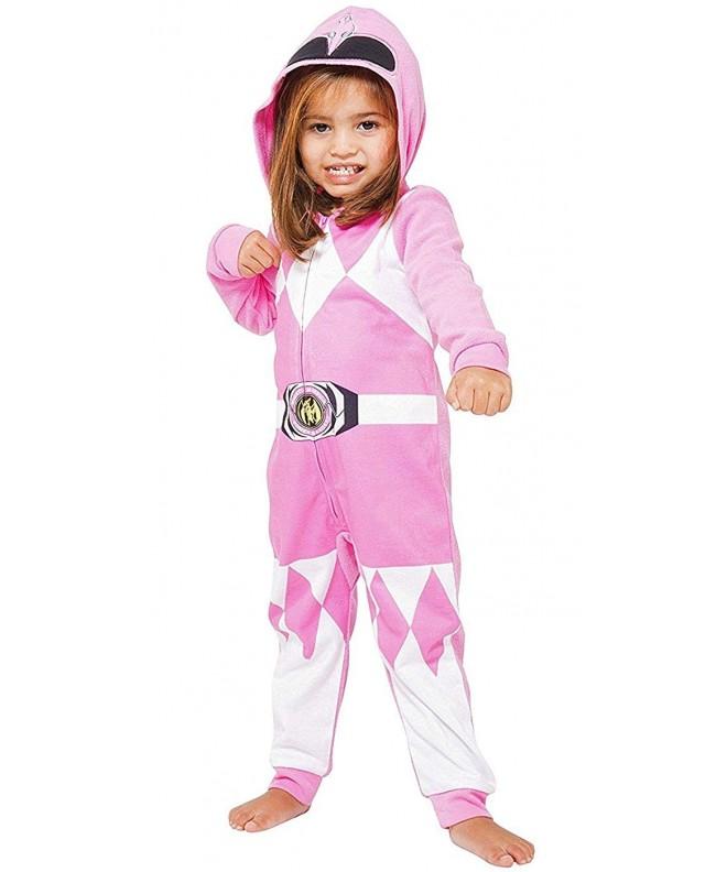 Intimo Morphin Rangers Critter Pajamas