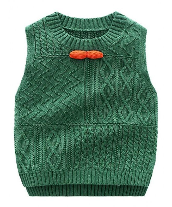 Abolai Unisex Sweater Pullover Waistcoat