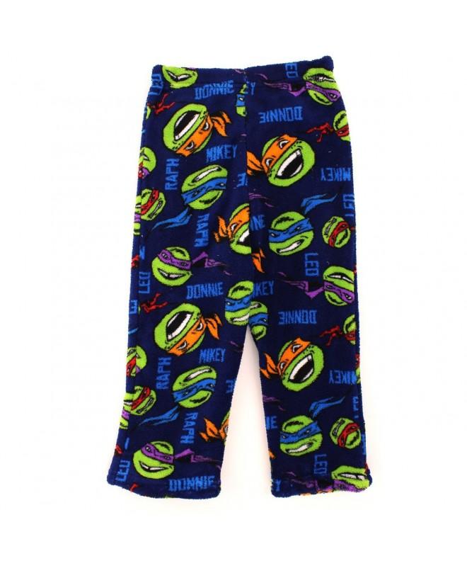 Ninja Turtles Fleece Pajama Pants
