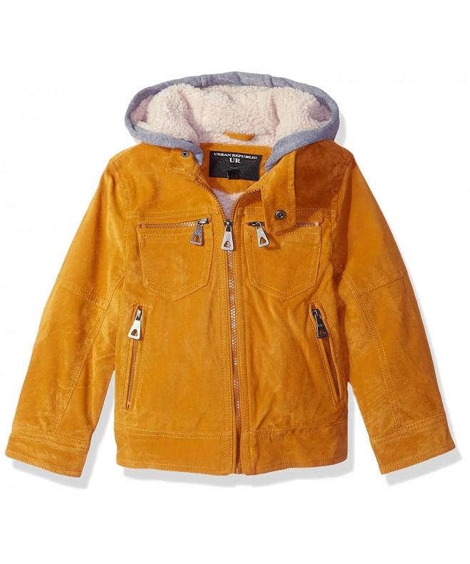Urban Republic Trendy Suede Jacket
