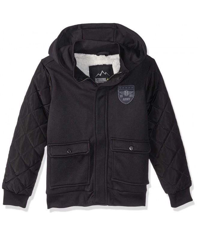 iXtreme Boys Fleece Bomber Jacket