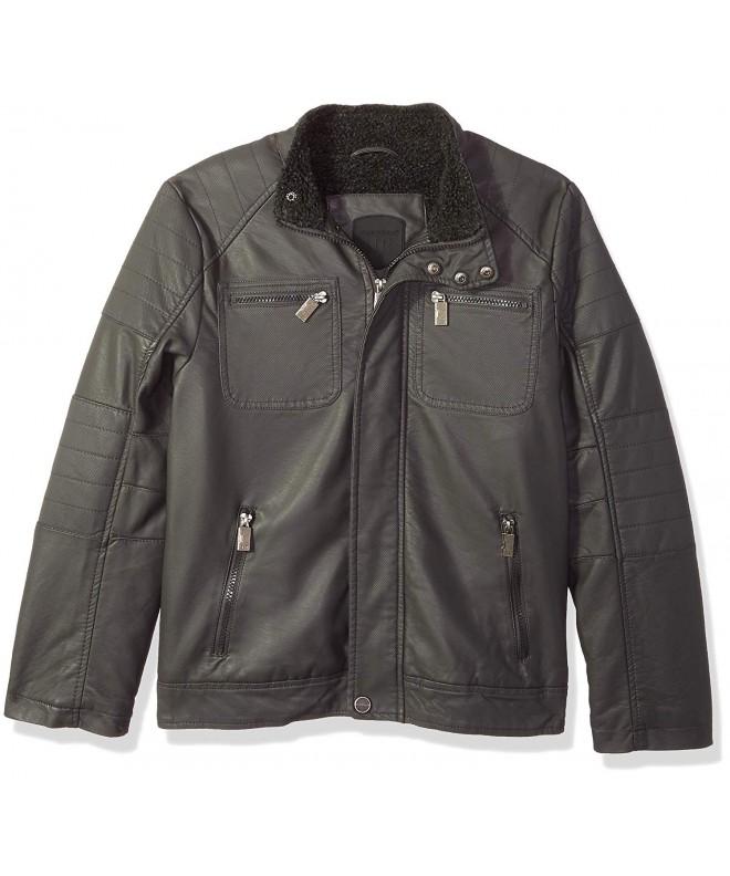 Urban Republic Boys Textured Jackets