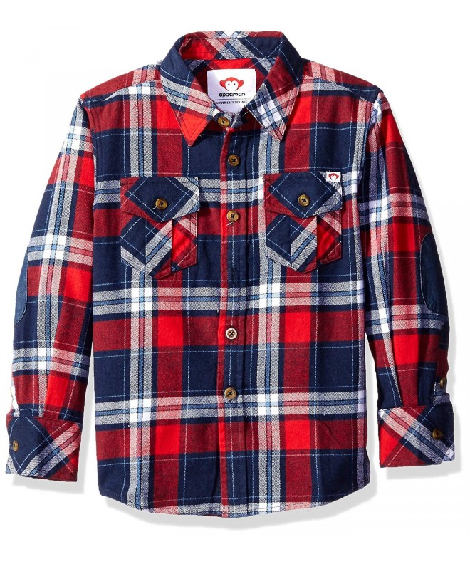 Appaman Boys Super Flannel Shirt