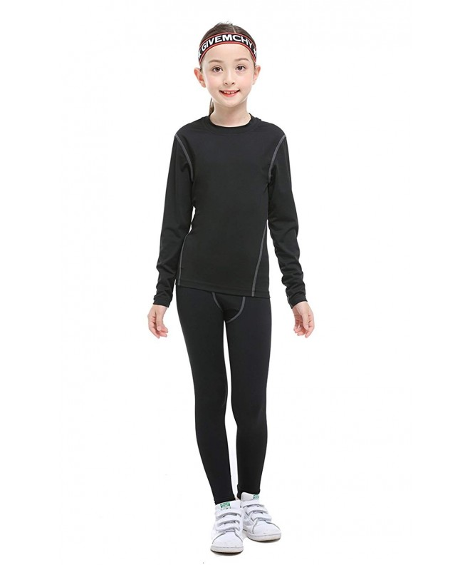 Cheap Real Girls' Athletic Base Layers Online Sale