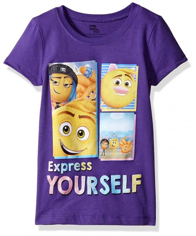 Emoji Movie Express Yourself T Shirt