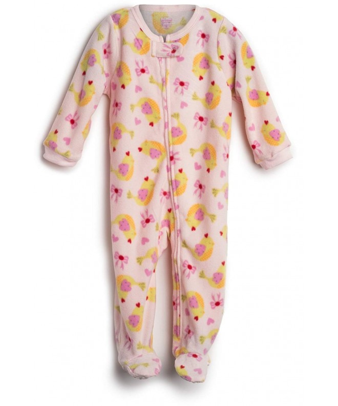 Elowel Footed Pajama Sleeper 6M 5Years