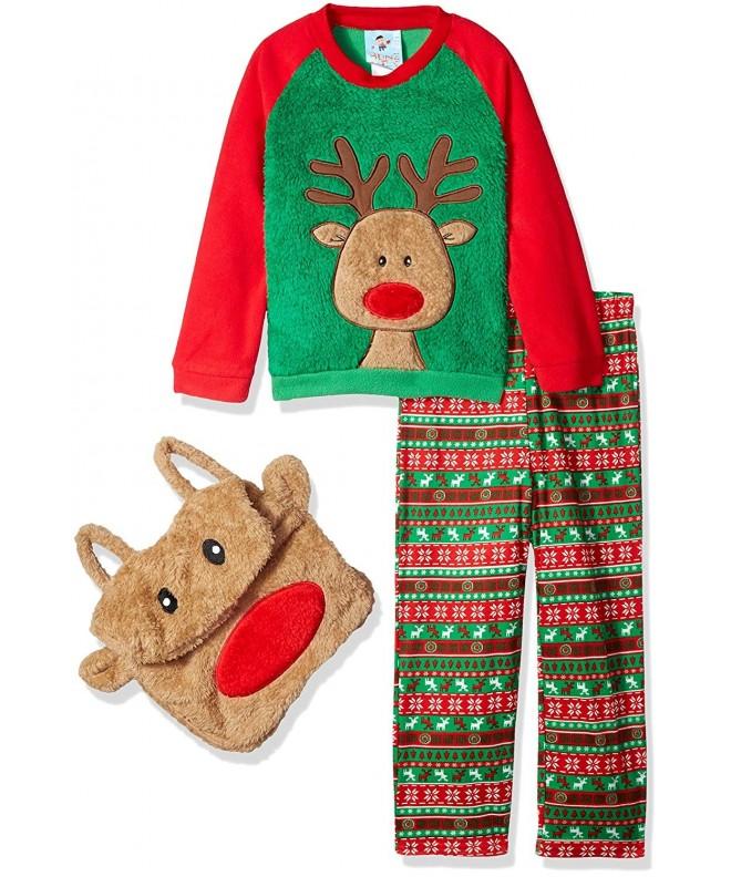Bunz Kidz Guide Sleigh Pajama