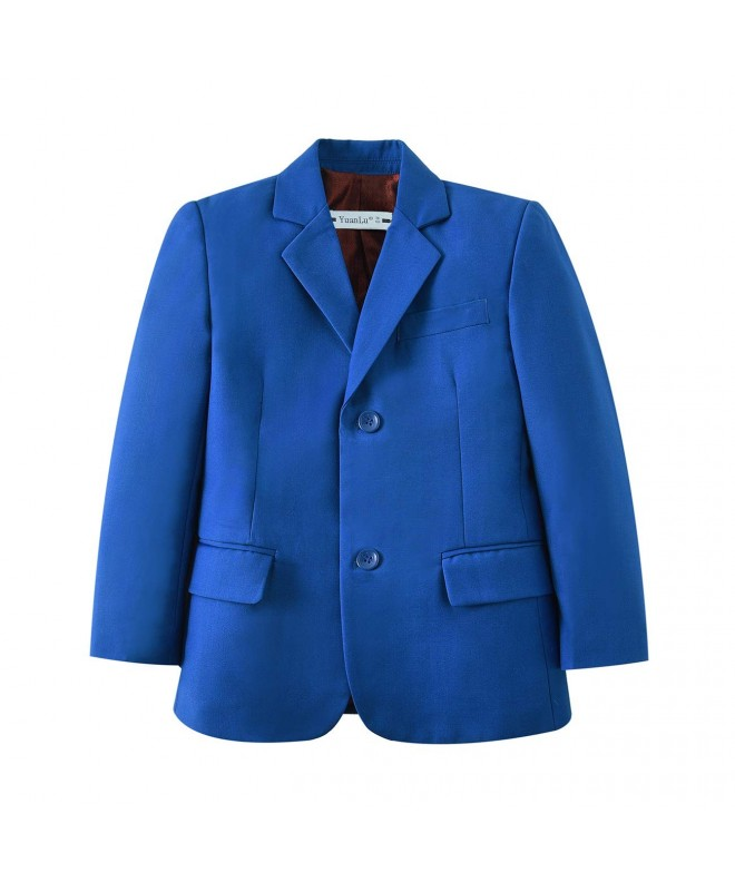 Yuanlu Formal Suits Blazer Jacket